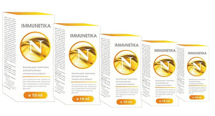Immunetika средство для укрепления иммунитета